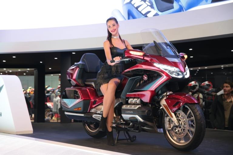 Eicma Honda