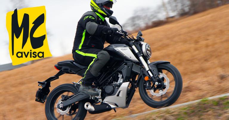 Test-CB125R-Honda