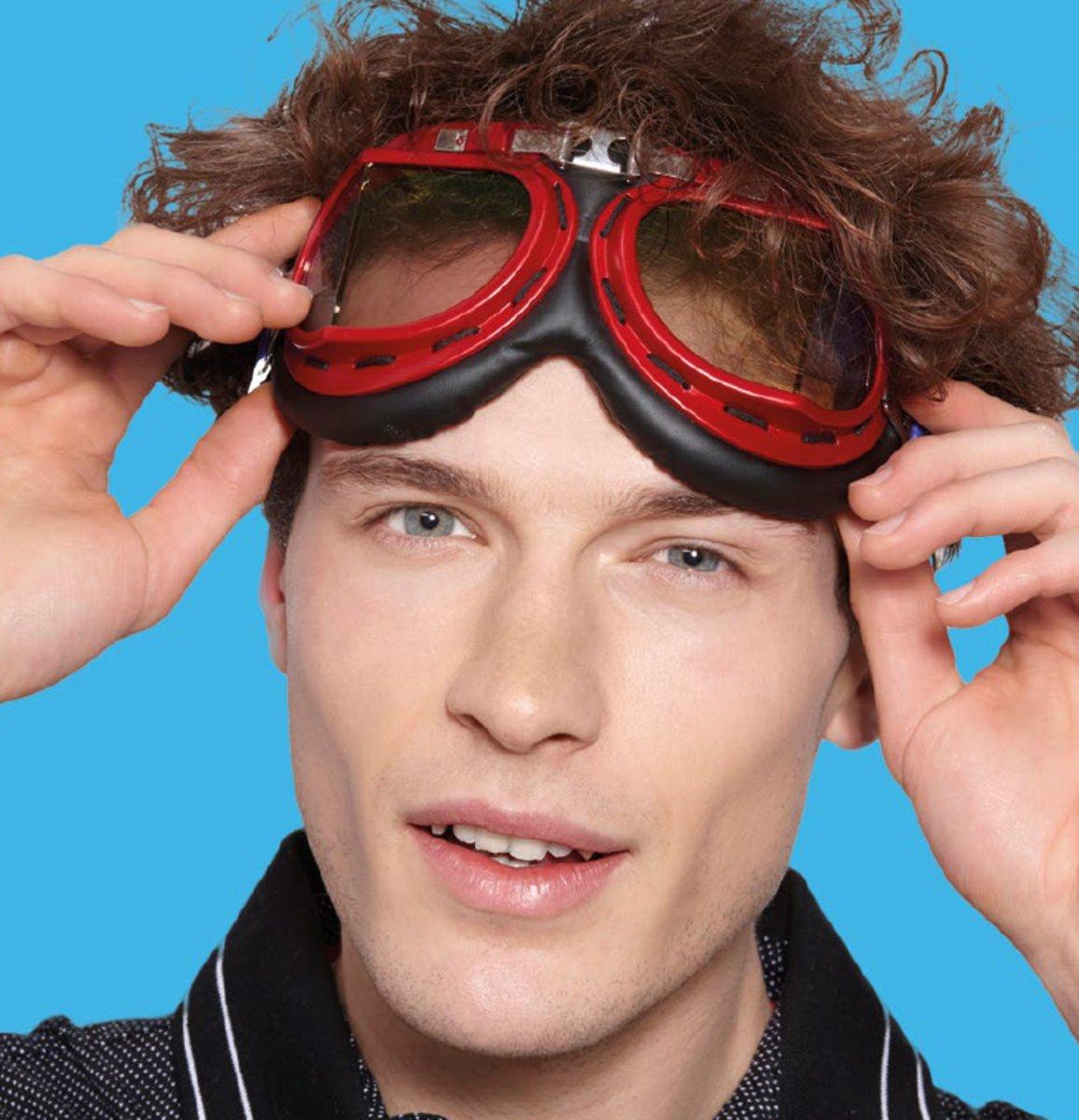 Briller blå - Kellox