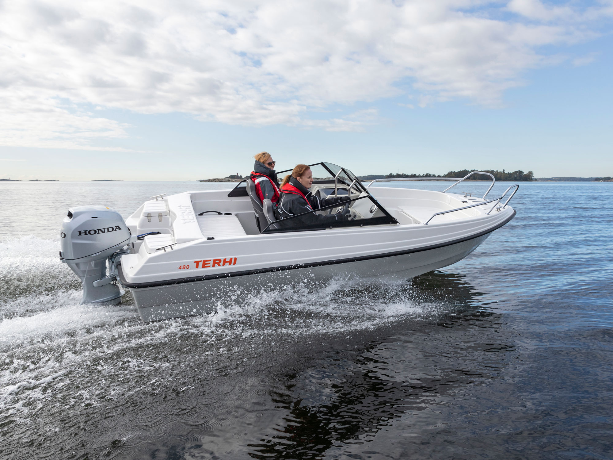 Teri 480 Sport båt