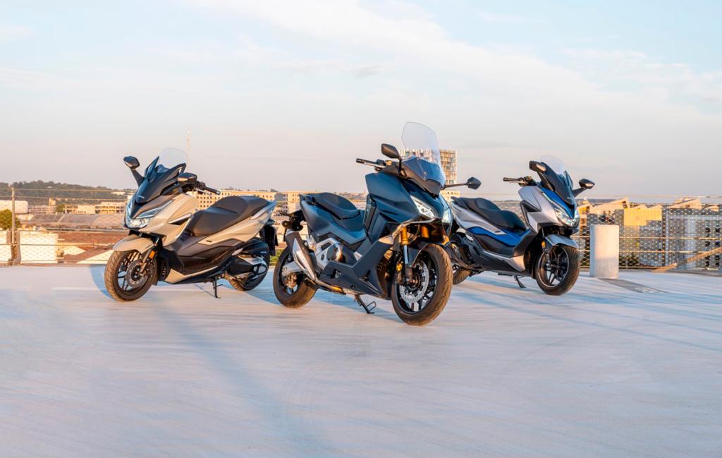 Honda Forza-familien 2021