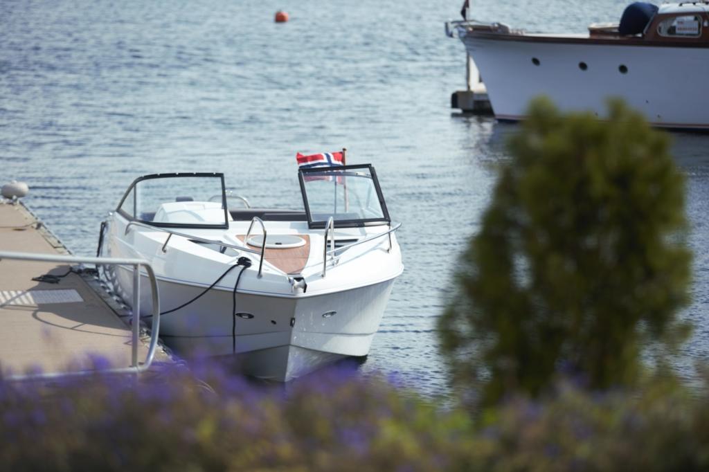 Coaster båt 600DC