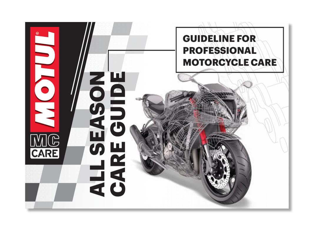 Slik vedlikeholder du motorsykkelen din gjennom hele sesongen