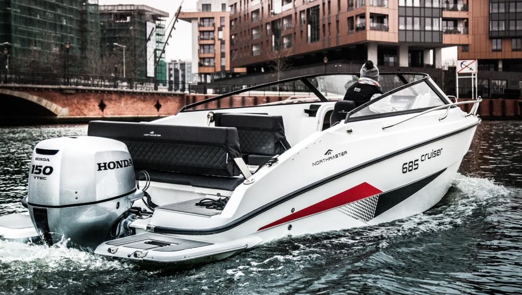 Northmaster 685 båt