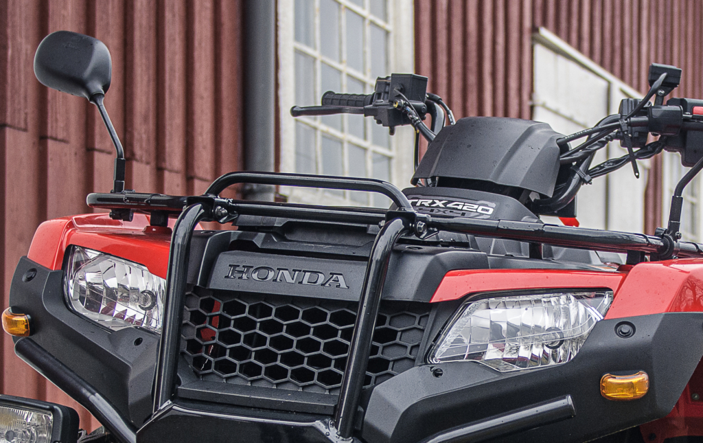 Honda ATV TRX 420fe1