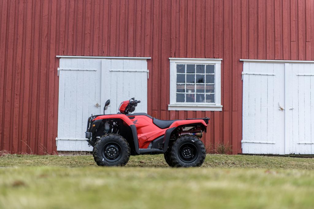 Honda ATV 520 F6