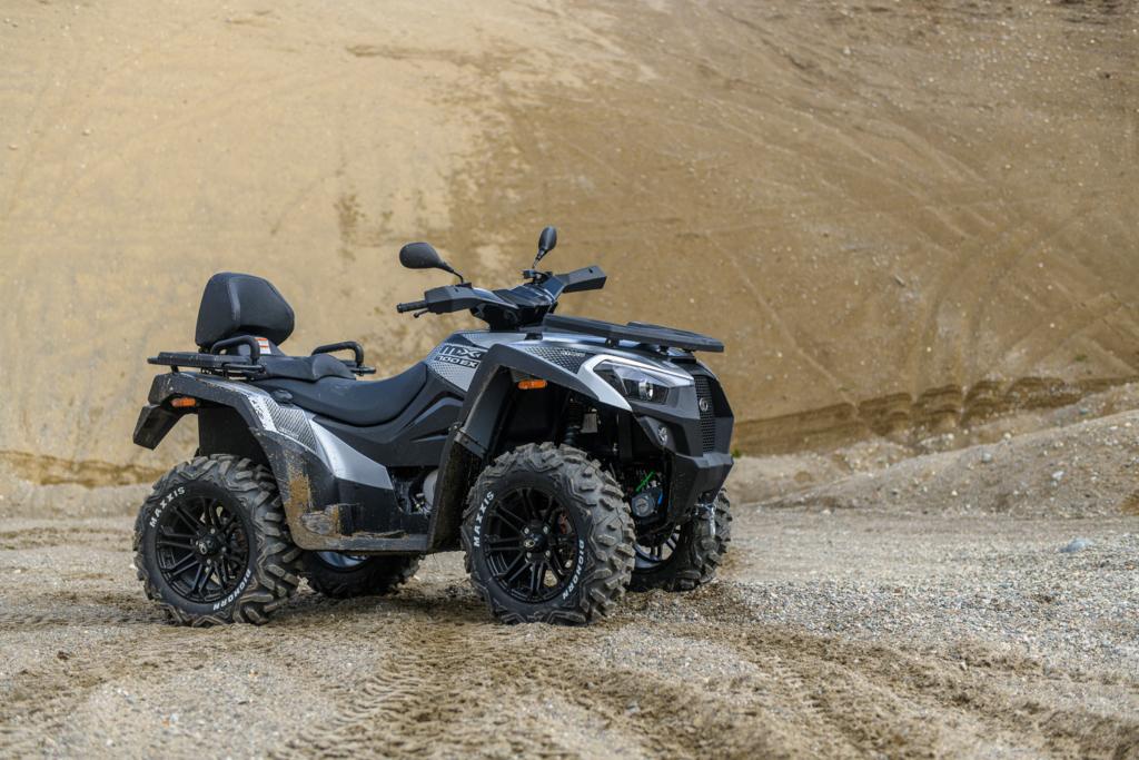 Kymco ATV MXU 700i